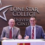 Lone Star College partners with University of St. Thomas to help students start close and go far