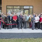 AN ENHANCED ABILITY TO LEARN – Renovated Johnson Health Occupations Center boosts student learning