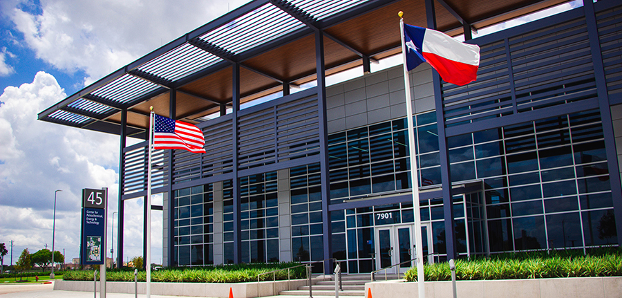 San Jacinto College - LyondellBasell Center For Petrochemical, Energy, & Technology (CPET)