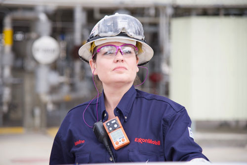 Women in Petrochemical Industry